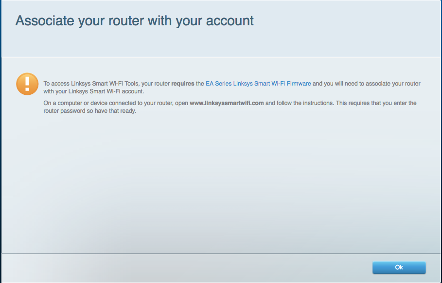 At last a router that works—Linksys AC5400 Mu-MIMO Gigabit Router