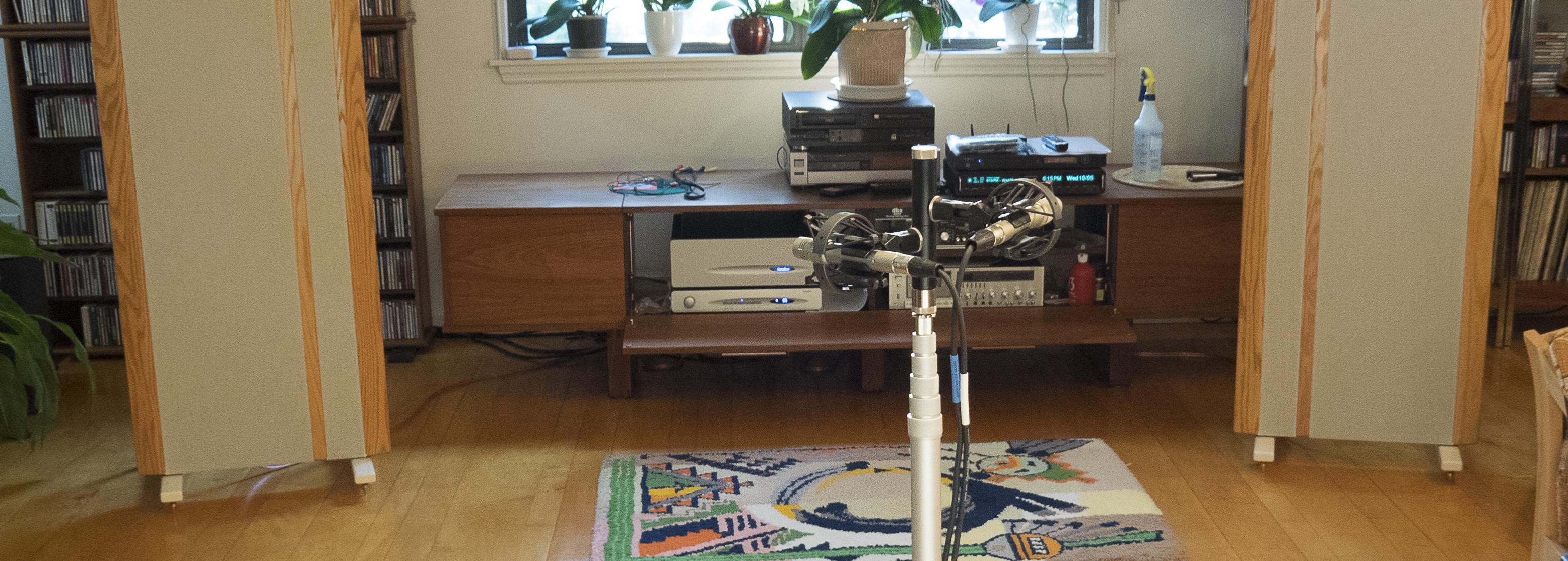 Hi-Fi setup